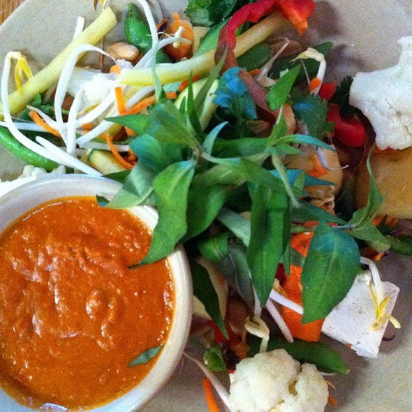 Gado gado @ The Vegie Bar
