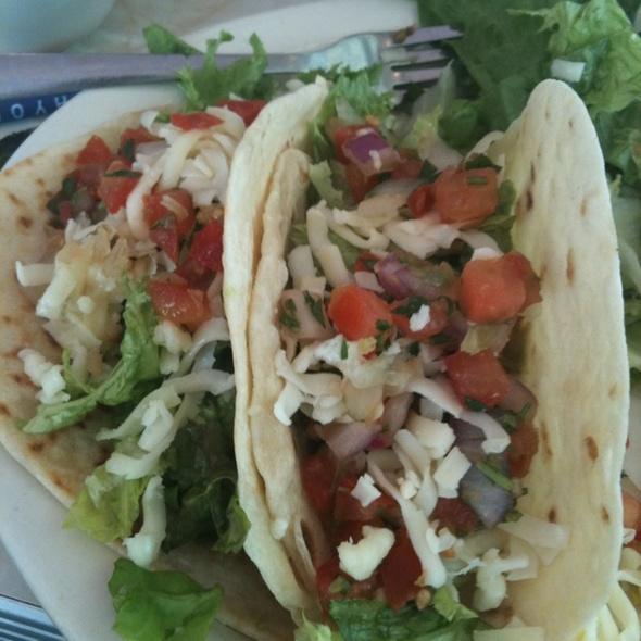 Guac Tacos @ Chuy's Restaurant
