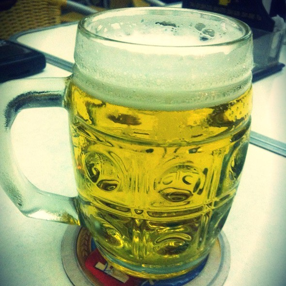 Chopp @ Sindicato do Chopp - Leme