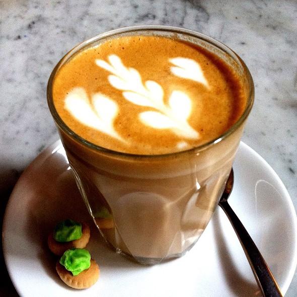 Cafe Latte @ The Orange Thimble