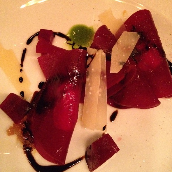 Beet Salad - Bocca, New York, NY