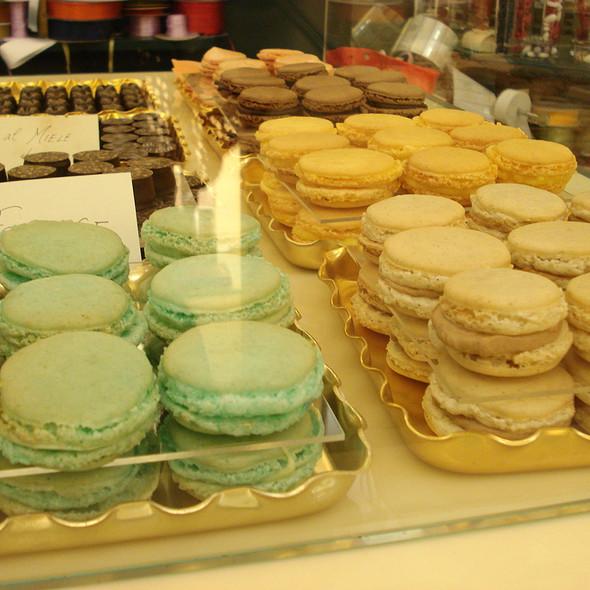 Macarons @ Come d'Incanto