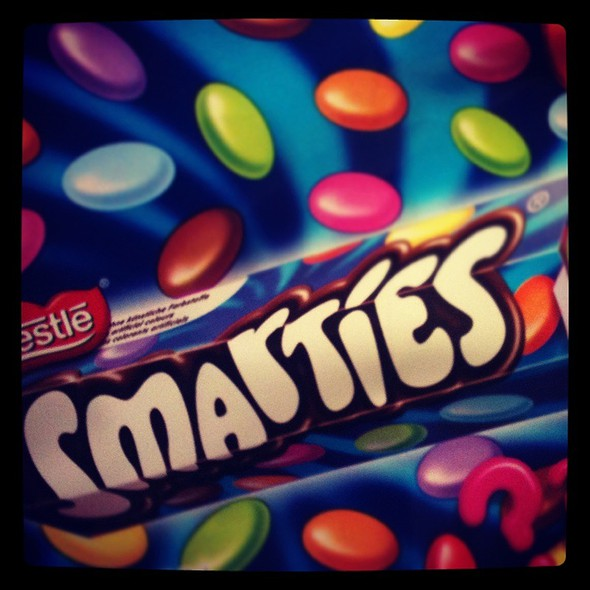 Smarties @ Home