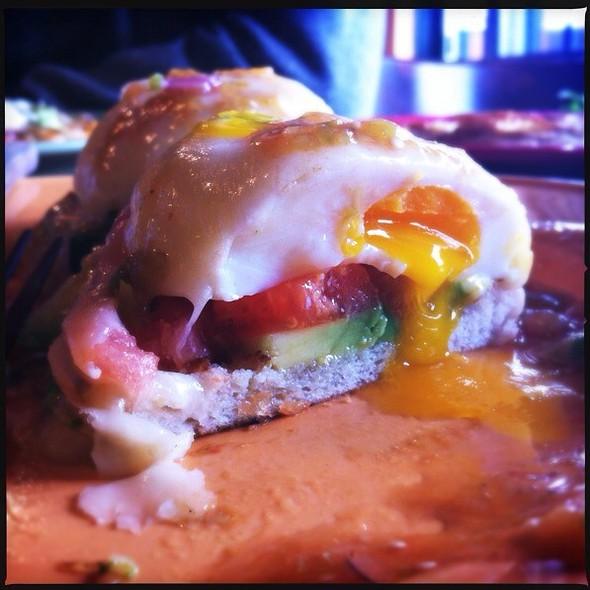 Eggs Cabrillo @ Rex's Cafe