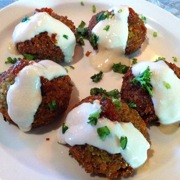 Falafel @ Baladi Mediterranean Cafe