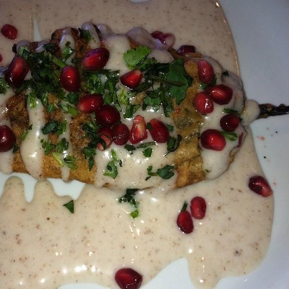 Chili Relleno @ Chili Verde (southern mexican cuisine)
