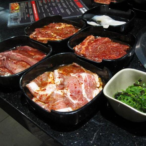 Meat @ Seoul Chako