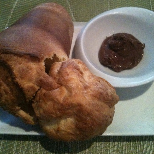 Popover With Nutella
