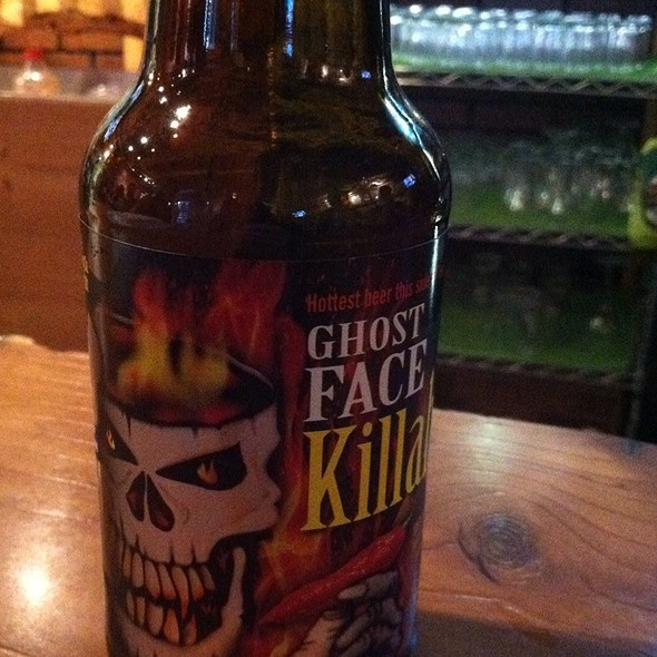 Twisted Pine Ghost Face Killah @ Twisted Pine Brewery