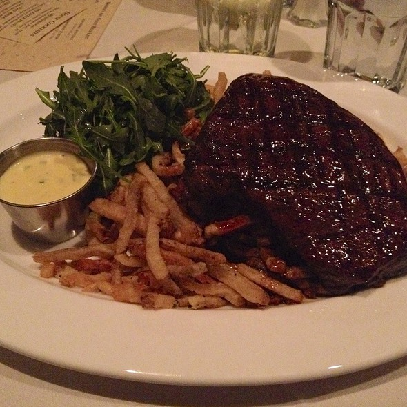 Steak Frites - The Brewer's Art, Baltimore, MD