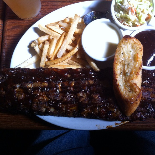 Baby Back Ribs @ San Pedro Brewing Company