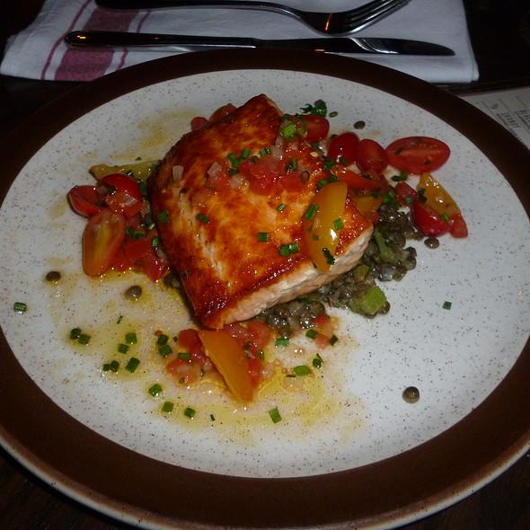Roasted Salmon @ Taverne Gaspar