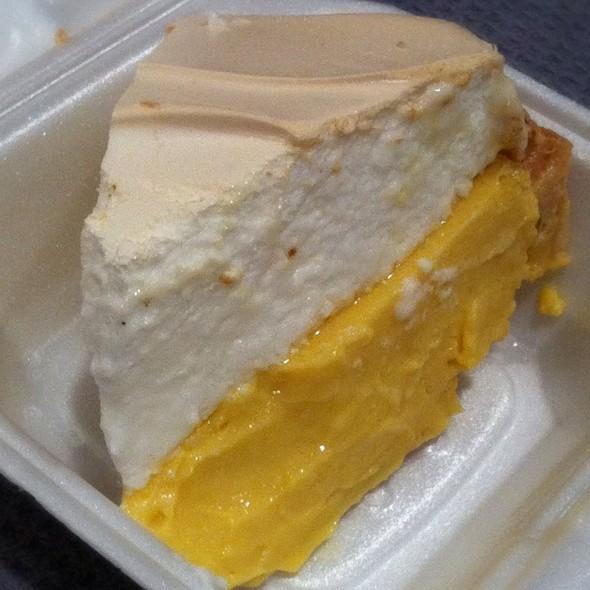 Key Lime Pie @ Bobalu's Southern Cafe