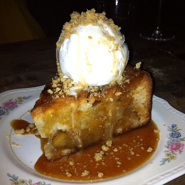 Apple Pie @ Gilt Bar