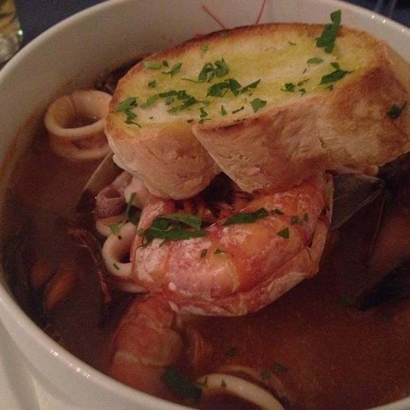 Fish Soup @ La Madonnina Graz