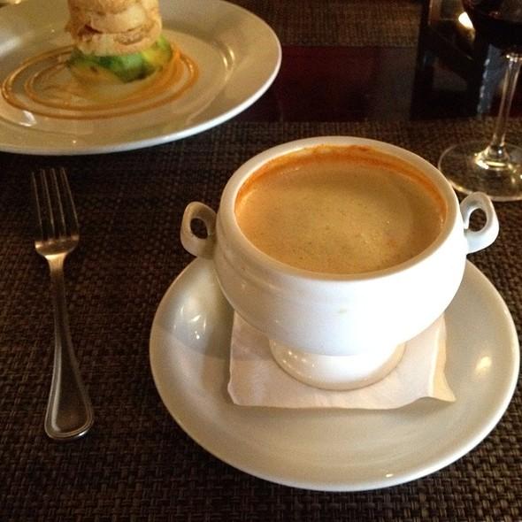 Jitomate Capuccino @ Pat'e Palo European Brasserie