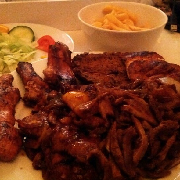 Mixed Grill @ Sphinx