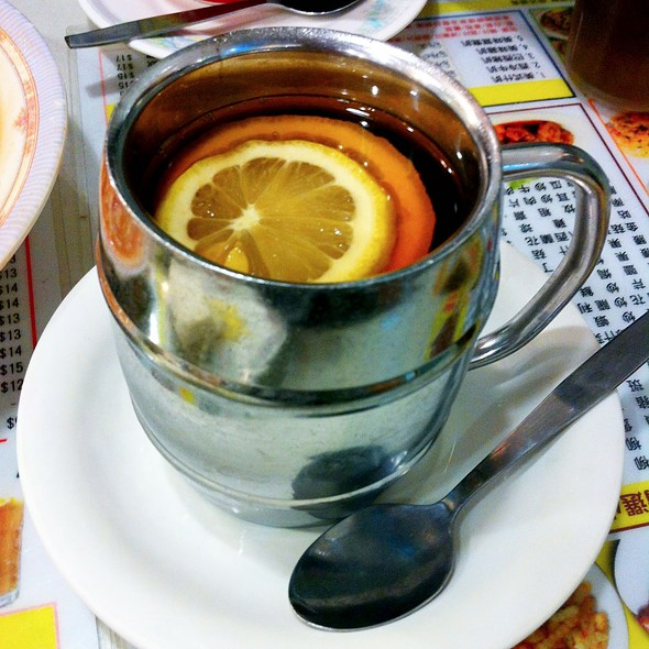 Hot Lemon Tea 熱檸蜜