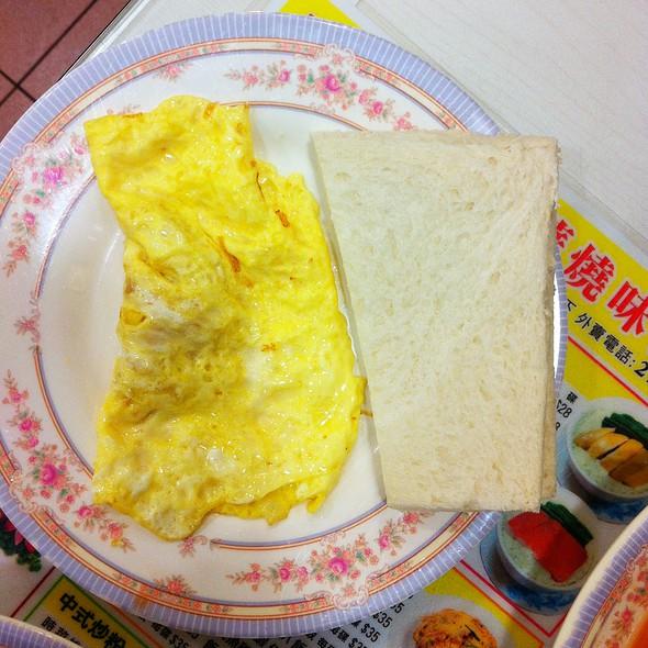 Corn with Egg 粟米炒蛋