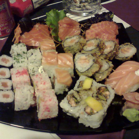 Degustação Sushi