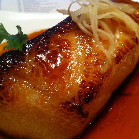 Miso Marinated Black Cod @ Yank Sing Restaurants