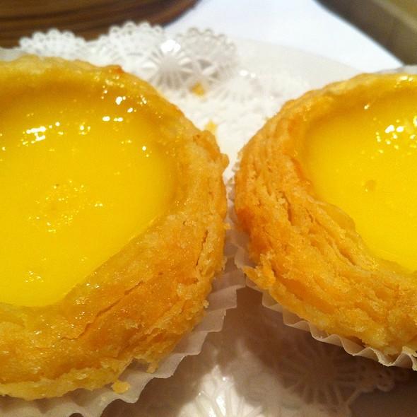 Egg custard @ Yank Sing Restaurants