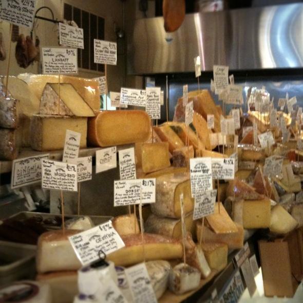 Cheese @ Formaggio Kitchen