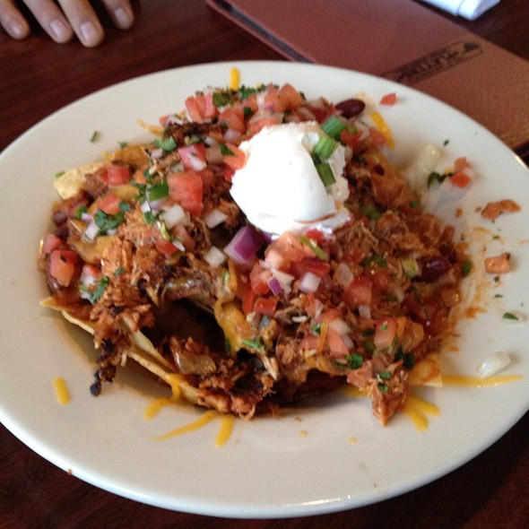 Chicken Nachos @ Players Sports Grill & Arcade