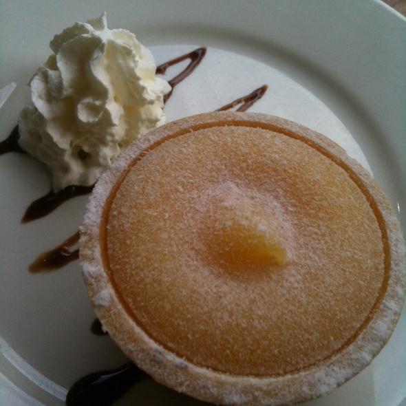 Lemon-Lime Tart @ Le Petit Tarte Cafe & Patisserie
