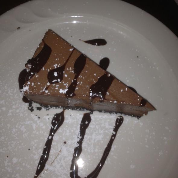 Chocolate Mousse Cake @ Spasso Italian Grill