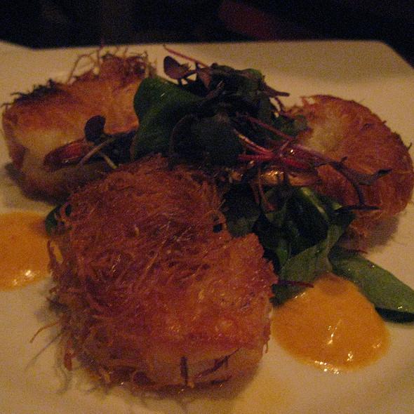 Shrimp Kataifi - Mill's Tavern, Providence, RI