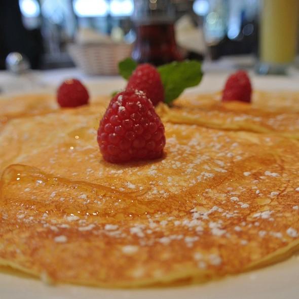 Lemon Ricotta Pancakes - Serafina - Philadelphia, Philadelphia
