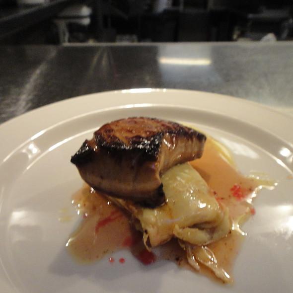 Foie gras with Lingonberry - 1770 House, East Hampton, NY