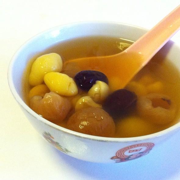 sweet soup @ Home