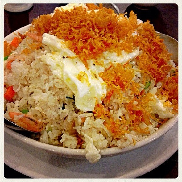 Seafood Fried Rice @ Causeway Seafood Restaurant
