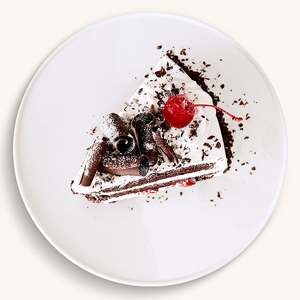 Black Forest Torte @ Klingler's European Bakery & Cafe