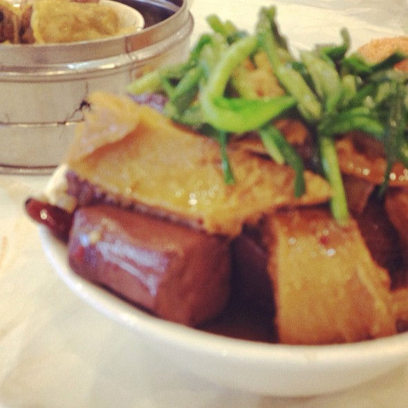 Beef tripe Dim sum @ New Capital Seafood Restaurant