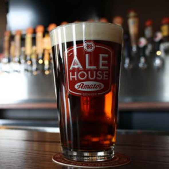 Beer @ Ale House Amato's