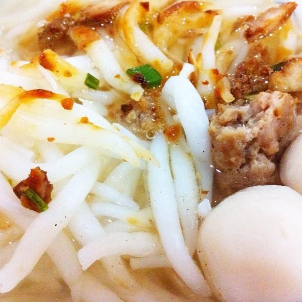 Mi Chai Mark @ Lunas Pasar