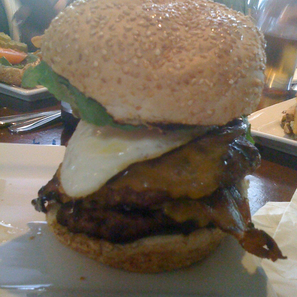 Gorilla Burger @ The Drum & Monkey Public House