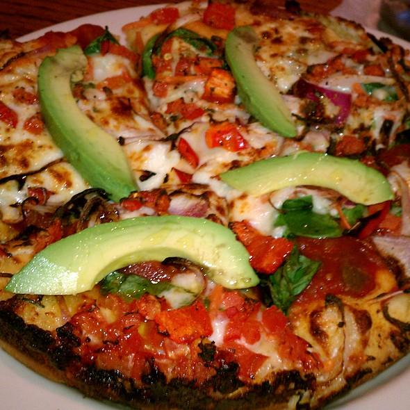 Malibu Veggie Pizza