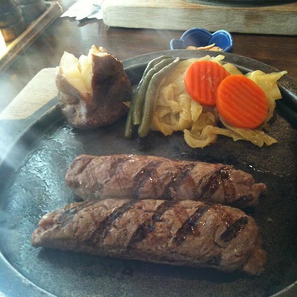 Hamburg Steak @ ウッドストック
