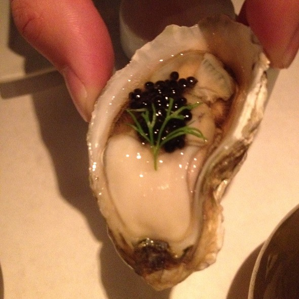 Oyster On The Half Shell - K-ZO, Culver City, CA