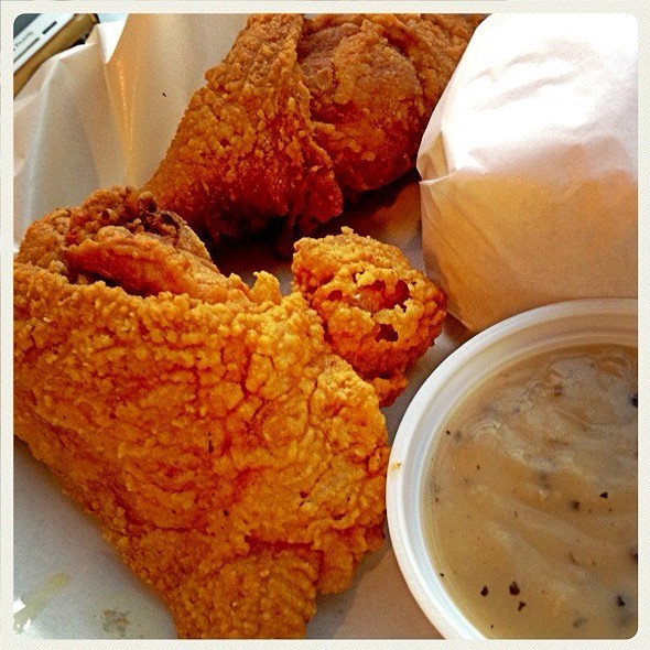 Fearless Fried Chicken @ Army Navy