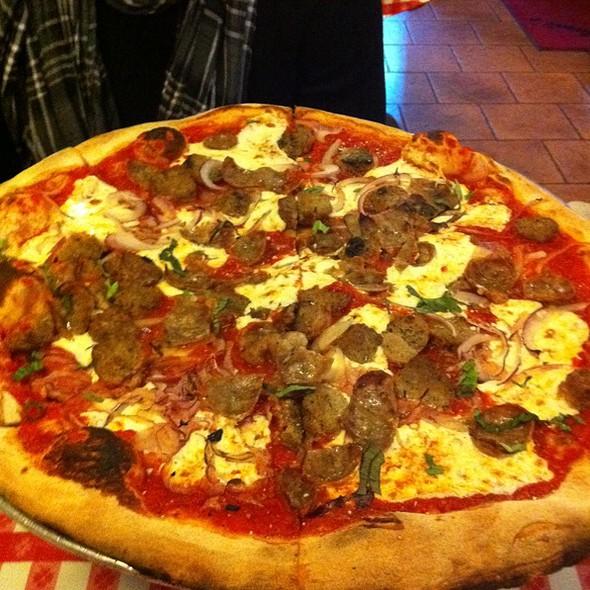 Lombardis Pizza @ Lombardi's Pizza