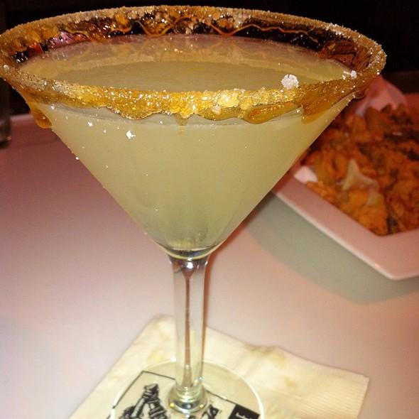 Ginger-Honey Lemon Drop - Zinfandel Grille - Sacramento