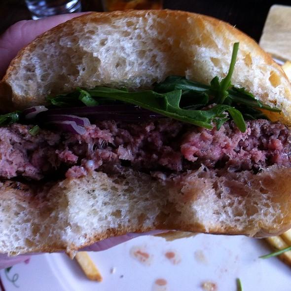 Bowery Burger @ Gemma