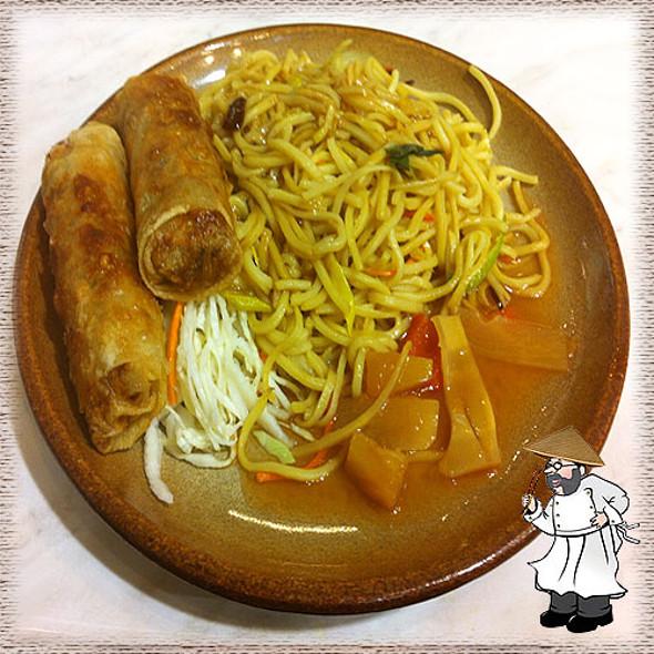 Rice Rolls @ NGOCHAN