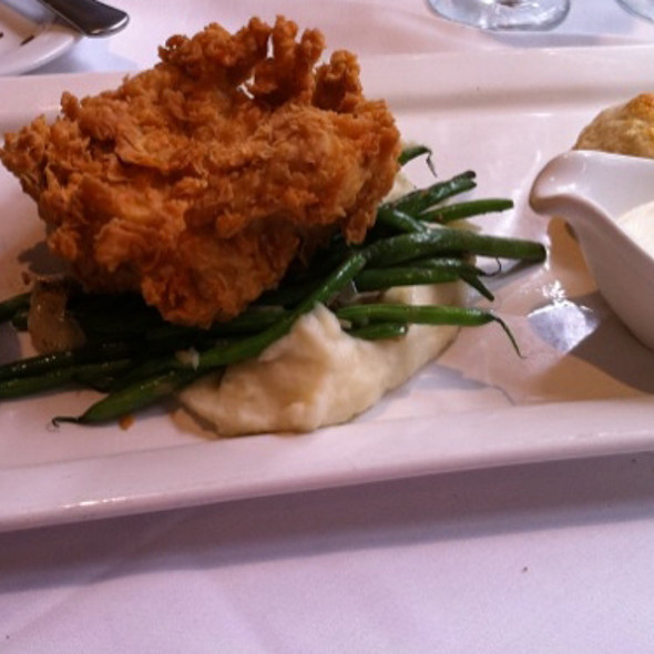 fried chicken @ Shoreline Grill