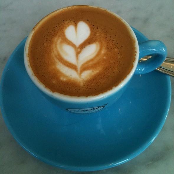 Triple Espresso Machiato @ Espresso Cielo